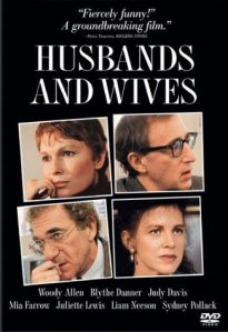 Movie review of Husbands and Wives (1992), by Woody Allen