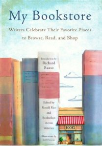 Authors talk about what they like in a bookstore