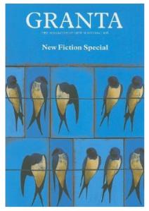 Granta literary magazine, #106