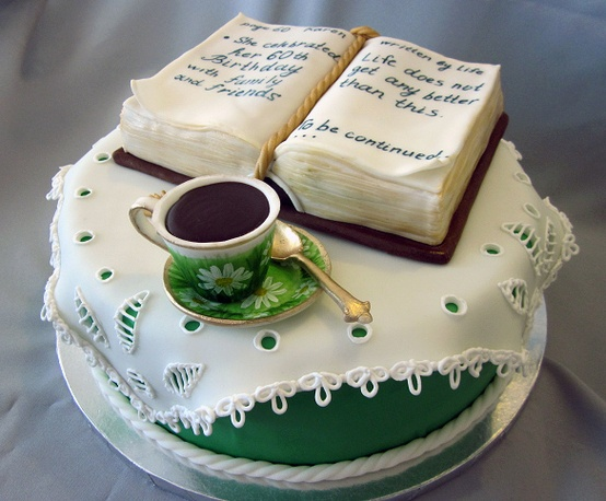 Eat this book cakes, literary cakes, cakes for writers