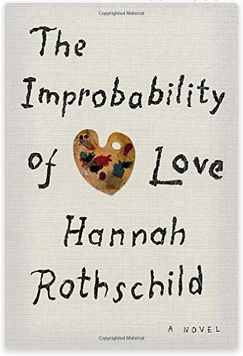 Quotes from Hannah Rothschild's debut novel The Improbability of Love