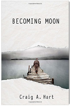 Book review of Craig A. Hart's novel Becoming Moon